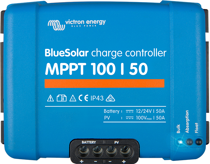 Victron MPPT Charge Controller